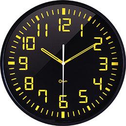 Horloge murale Contrast CEP - diamètre 35 (photo)
