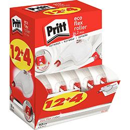 Pack de 16 eco flex roller dont 4 gratuit Henkel Pritt