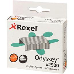 Agrafe Odyssey - boîte de 2500