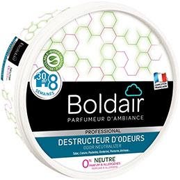 Boîte de gel destructeur d'odeurs neutre BOLDAIR (photo)