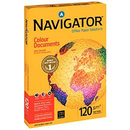 Papier blanc Navigator - A3 - 120 g - Ramette de 500 feuilles (photo)