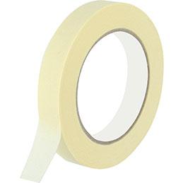 Rouleau papier adhésif de masquage - 19mmx50m (photo)