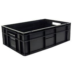 Bac de manutention palettisable Viso - 60x40x23cm - 37 litres (photo)