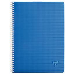 Cahier à reliure intégrale LINICOLOR Intensive Clairefontaine - A4 - 180 pages - quadrillé 5x5 (photo)
