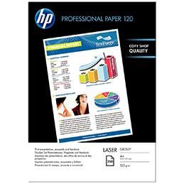 Papier photo - 120 g - A4 - spécial laser - ramette de 250 feuilles (photo)