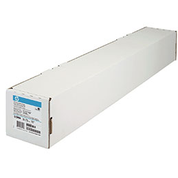 HP Papier jet d'encre Q1398A - 42 pouces - 80gr (photo)
