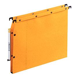 Dossiers suspendus  pour armoire Elba AZV Ultimate - dos fond 15 mm - jaune - paquet de 25 (photo)