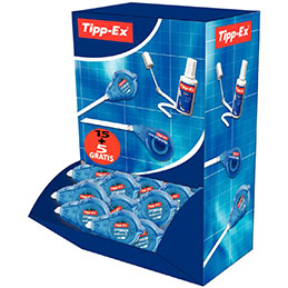 Correcteurs Tippex easy refill - 5mmx14m - pack de 15+5 (photo)