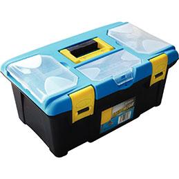 Caisse à outils en plastique vide Safetool (photo)
