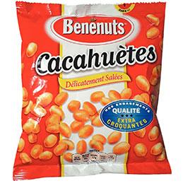 Cacahuètes délicatement salées Benenuts - 410 g (photo)