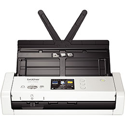 Scanner Brother ADS-1700W (photo)
