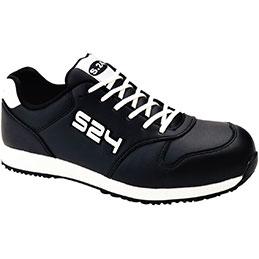 Chaussure basse de sécurité ALLBLACK S3 - pointure 39 (photo)