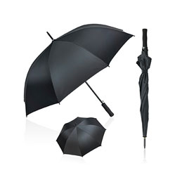 Parapluie droit automatique SHELTER PLUS (photo)