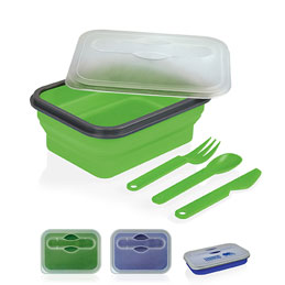 lunch box 800 ml avec couverts achat pas cher. Black Bedroom Furniture Sets. Home Design Ideas