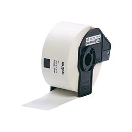 Rouleau de 400 étiquettes Brother DK-11208 - blanche - pour imprimante d'étiquette Brother