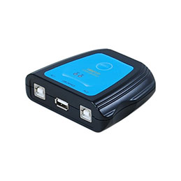 Switch USB 2.0 pour 1 Imprimante - 2 ordinateurs PC/MAC (photo)