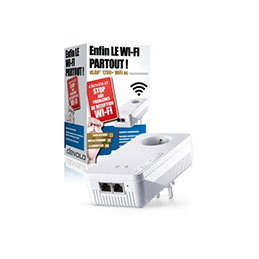 Devolo dLAN 1200+ WiFi ac - CPL individuel (photo)