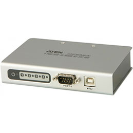 Aten UC2324 hub USB - 4 ports DB9 RS232 (photo)
