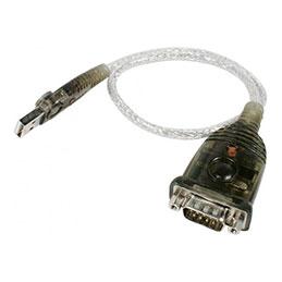 Aten Convertisseur USB vers série RS-232 sur port DB9