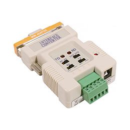 Convertisseur boucle de courrant RS-232 avec cordon alim USB (photo)