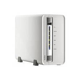 NVR QNAP VS-2104L enregistreur pour - 4 CAMERAS IP (photo)