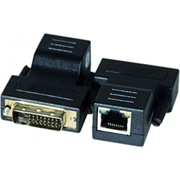 Kit prolongateur dvi sur RJ45 UTP - 70m (photo)