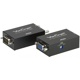 Aten VE022 extender vga + audio mono sur CAT5 (photo)