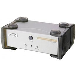 Aten CS231 KVM inversé 1PC - 2 utilisateurs VGA/USB (photo)