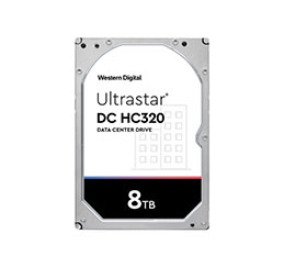 DD 3.5   SATA III Westen Digital Ultrastar HC320 - 8To (photo)
