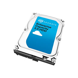 DD 3.5'' SATA III SEAGATE ENTERPRISE CAPACITY 3.5 HDD - 3To (photo)