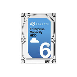 DD 3.5'' SATA III SEAGATE ENTERPRISE CAPACITY 3.5 HDD - 6To (photo)