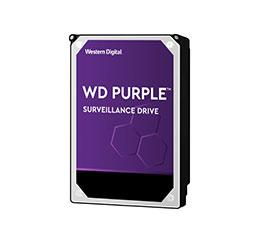 DD 3.5   SATA III WESTERN DIGITAL Purple - 3To (photo)