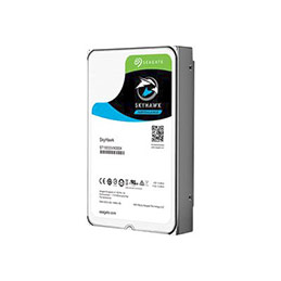 DD 3.5'' SATA III SEAGATE SURVEILLANCE SkyHawk - 6To (photo)