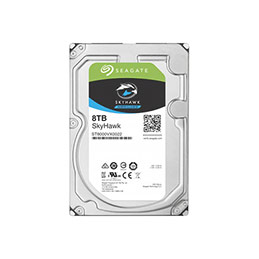 DD 3.5'' SATA III SEAGATE SURVEILLANCE SkyHawk - 8To (photo)
