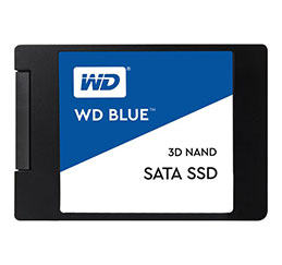 DISQUE SSD WD 3D NAND SSD Blue 2.5   SATA III - 2To