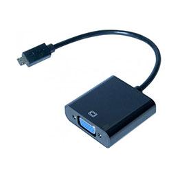Convertisseur MHL vers VGA pour Smartphone (photo)