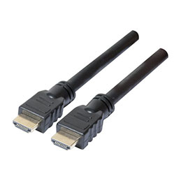 Cordon HDMI haute vitesse avec ethernet (support 2.0) - 10m (photo)