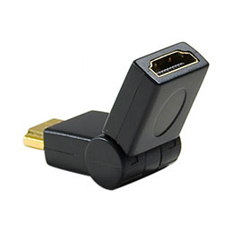 Adaptateur HDMI articulé (photo)