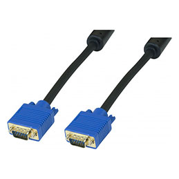 Cable svga OR.PC99 HD15MM 10M (photo)