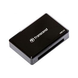 TRANSCEND TS-RDF2 Lecteur de cartes Compact Flash USB 3.0 (photo)