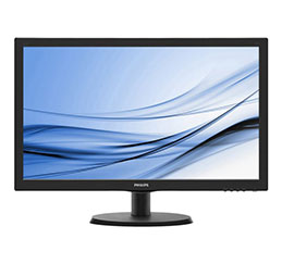 Ecran PHILIPS V-Line 223V5LHSB VGA/HDMI - 21.5