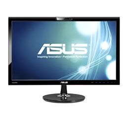 Ecran ASUS LCD VK228H 16/9 HDMI/VGA/DVI 21.5'' (photo)