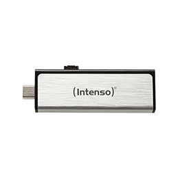 CLE USB 2.0 INTENSO MOBILE LINE USB + MICRO USB 8Go