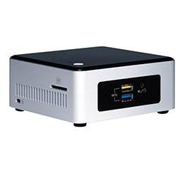 Mini PC Intel NUC NUC5CPYH Celeron N3050 - Sans OS (photo)