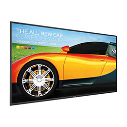 Ecran philips affichage dynamique 42'' BDL4280VL bords fins (photo)