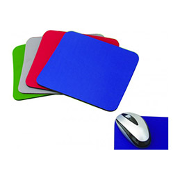 Tapis souris mousse 6mm - Rouge (photo)
