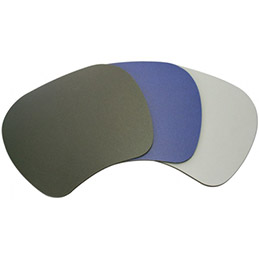 Tapis souris Optique Turbo - Noir (photo)