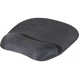 Tapis de souris avec repose poignet (photo)