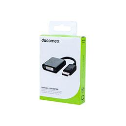 DACOMEX Convertisseur actif DisplayPort 1.2 vers DVI