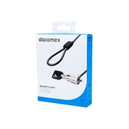 DACOMEX Antivol à clé simple - 2 m (photo)